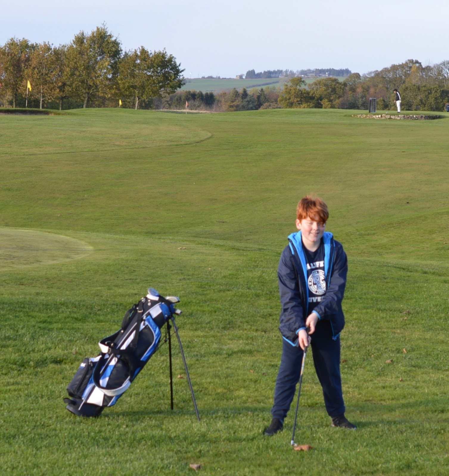 10 Reasons to Stay at Matfen Hall in Northumberland with Kids  - junior golf