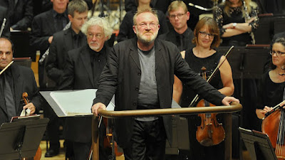 Martyn Brabbins & the BBC Symphony Orchestra (Photo BBC)
