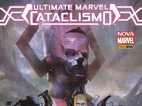 Resenha Ultimate Marvel Cataclismo nº3