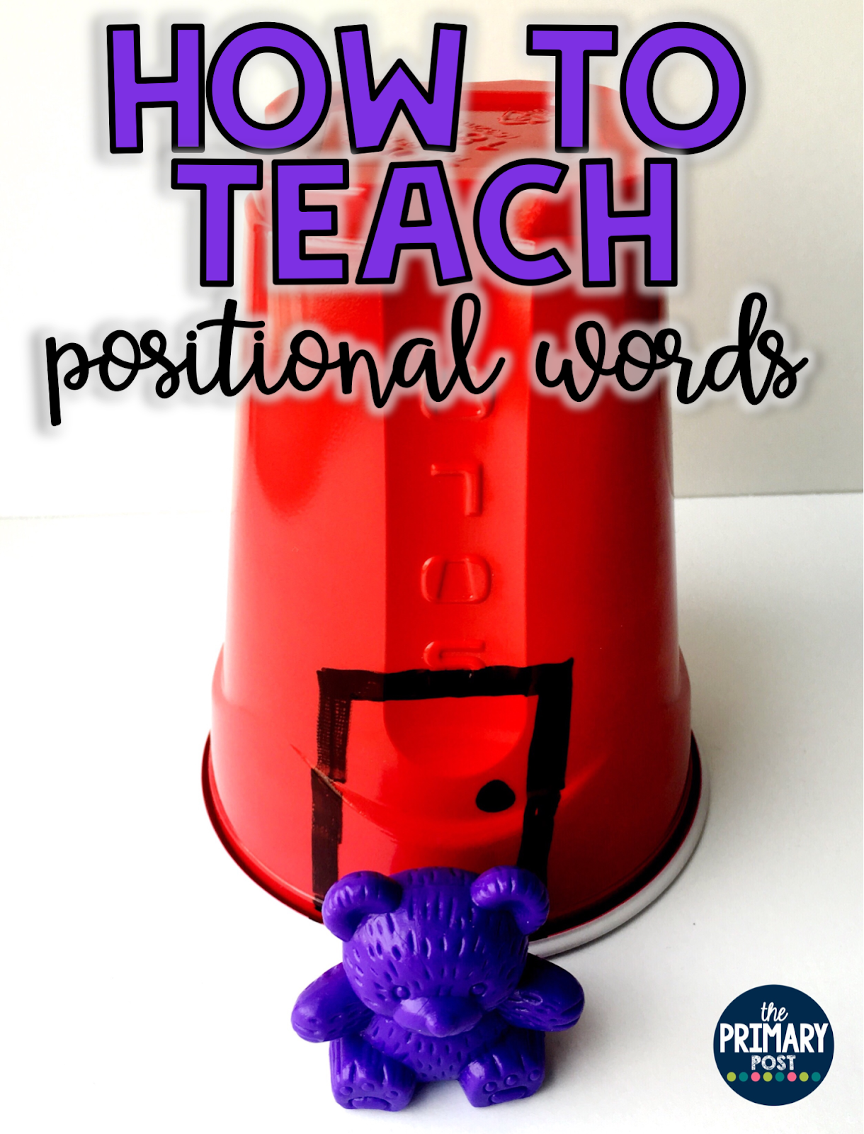 positional words the primary post