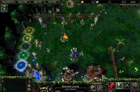 Chaos reign download full of game warcraft free iii