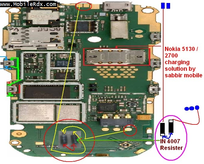 Nokia 513027002730 New Charging Solution jumper wayss