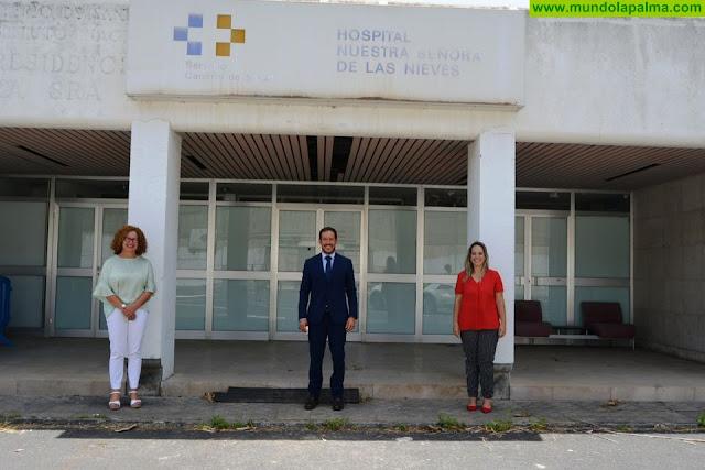 El Cabildo contrata la reforma de la antigua residencia de Las Nieves para el traslado del Hospital de Dolores por más de 9 millones
