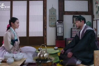 SINOPSIS Grand Prince Episode 12 PART 4