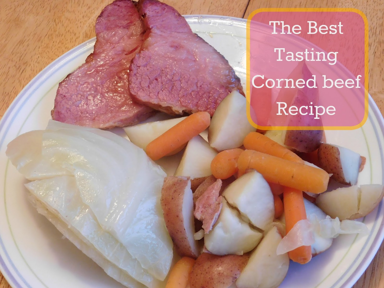 Our Favorite Corned Beef Recipe