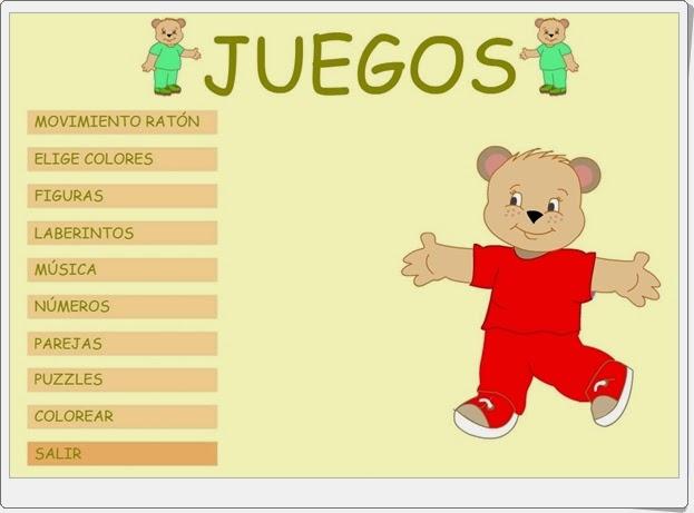 """Juegos de """"Duendes Mágicos"""". Educación Infantil de 3 años."""
