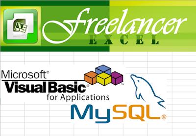 Conexión de Excel con el gestor de bases de datos MySQL. Las operaciones que se pueden realizar entre una hoja Excel y una base de datos