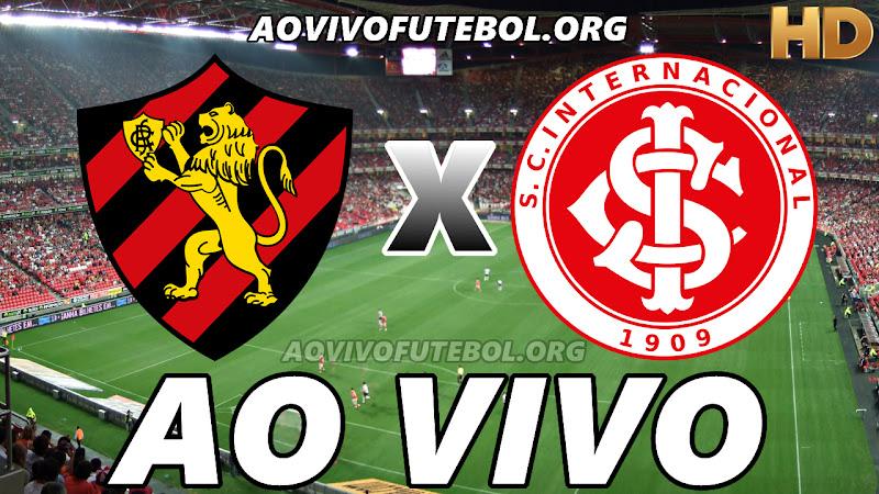 Sport x Internacional Ao Vivo Online HD