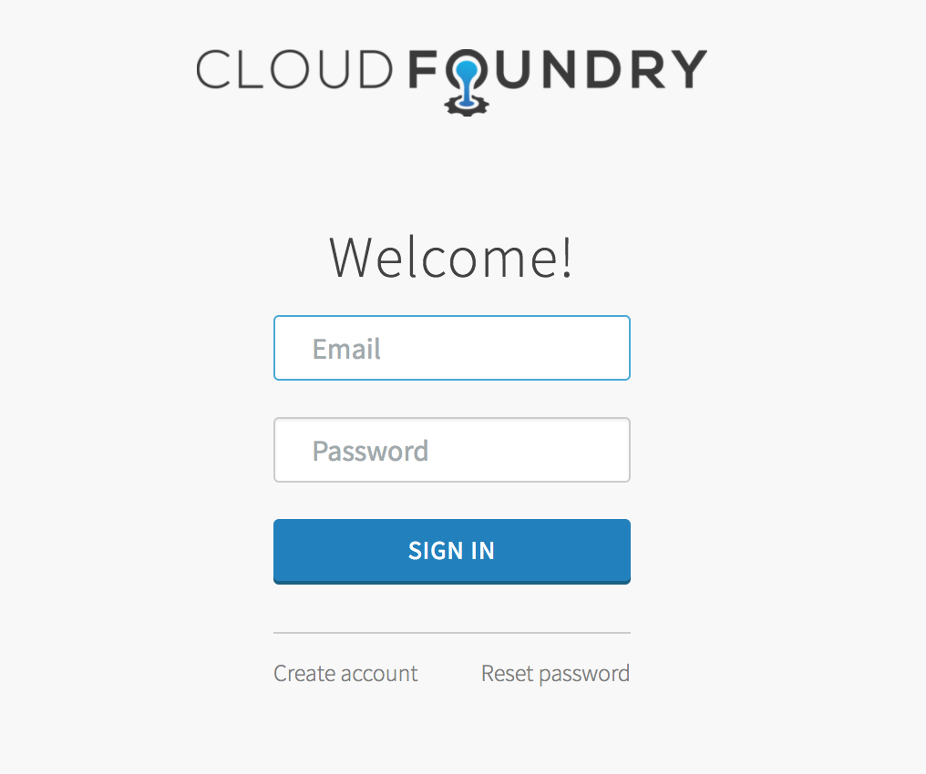 all and sundry: Bootstrapping an OAuth2 Authorization server using UAA