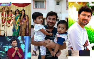 Singer Sri Krishna Family Husband Parents children's Marriage Photos