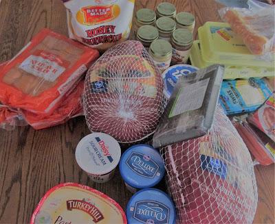 Kroger shopping Trip-Vickie's Kitchen and Garden