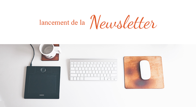 Lancement de la newsletter lady bird red