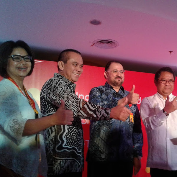 Indosat Ooredoo Wireless Innovation Contes (IWIC) tahun ke -10'Go Global'