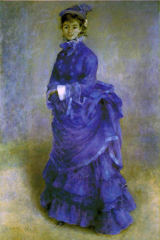 Auguste Renoir | Celebração da beleza ~ impressionismo