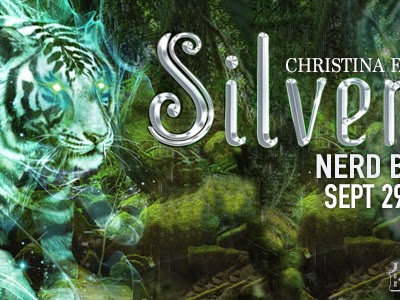 BOOK BLAST - Silvern by Christina Farley **GIVEAWAY**