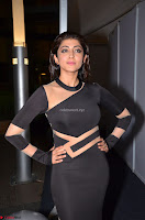 Pranitha Subhash in a skin tight backless brown gown at 64th Jio Filmfare Awards South ~  Exclusive 074.JPG