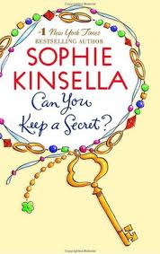 Can You Keep a Secret? by Sophie Kinsella - book cover