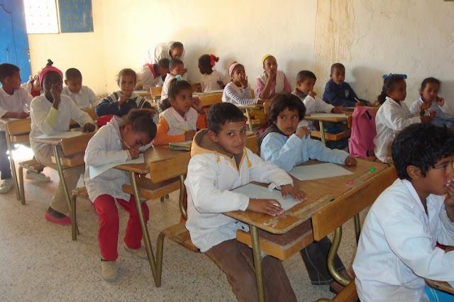 Campamentos saharauis: Heroísmo para educar en medio del desierto