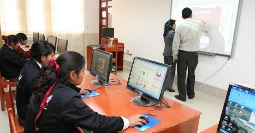 MINEDU subirá sueldos de maestros, según norma que modifica la Ley de Reforma Magisterial