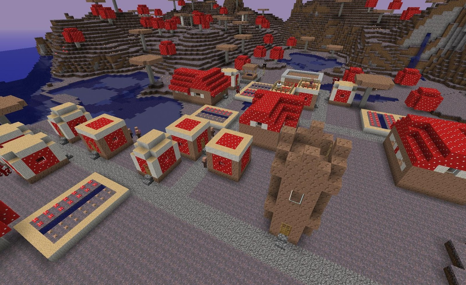 how to create a world seed in minecraft pe