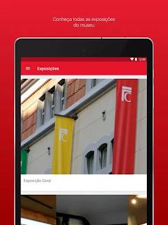 Museu das comunicações app