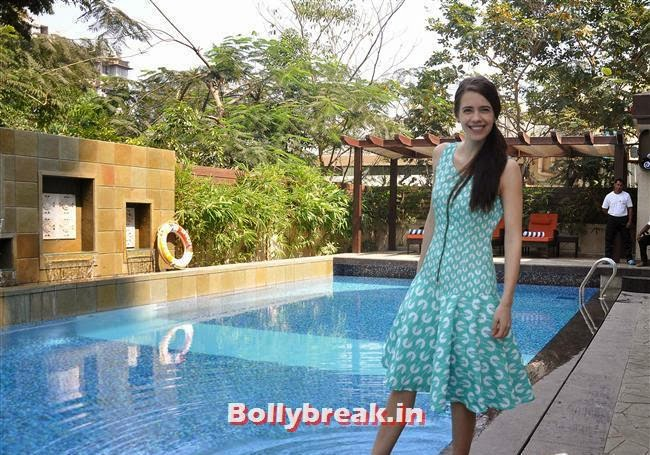 Kalki Koechlin, Bollywood Page 3 Celebs at Sheetal Nahar Brunch Party