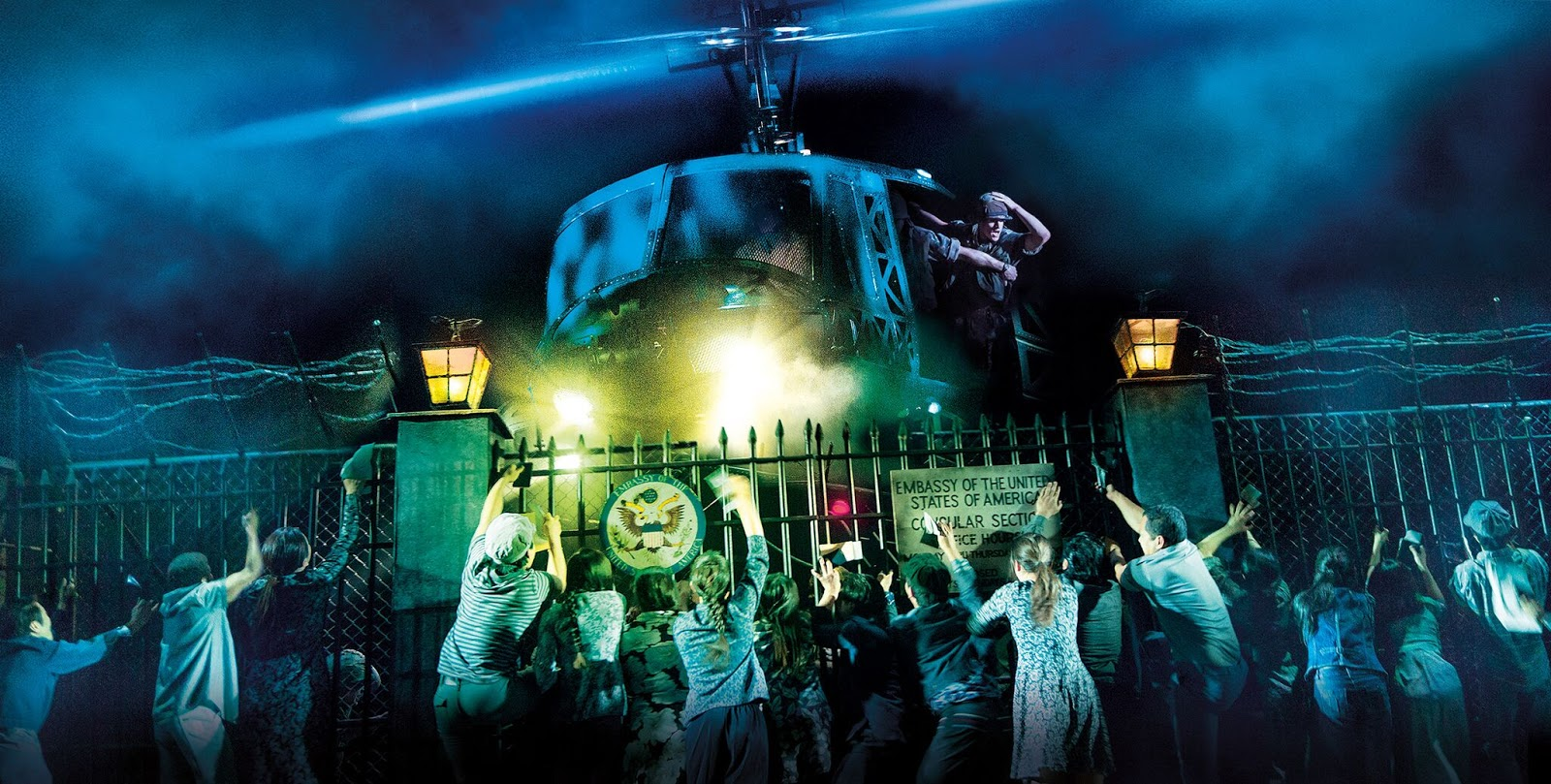 REVIEW: Miss Saigon at the Mayflower Theatre in Southampton