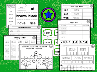 https://www.teacherspayteachers.com/Product/Kindergarten-Sight-Word-Bundle-751133