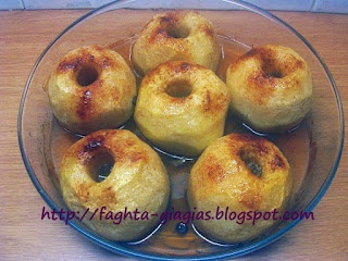 Ψητά μήλα με σταφίδες - από «Τα φαγητά της γιαγιάς»