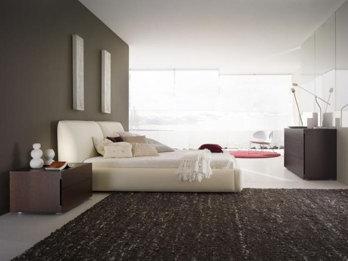 Hogares frescos 14 dormitorios minimalistas y frescos for Diseno de interiores para cuartos
