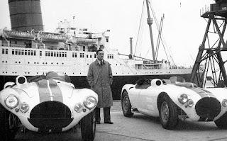 classic car racing stripe styles