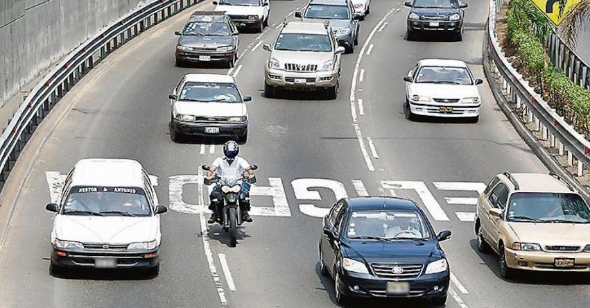 MTC: Desde agosto habrá cambio obligatorio de placas para 1 millón 500 mil autos y motos [CRONOGRAMA 2018] www.mtc.gob.pe