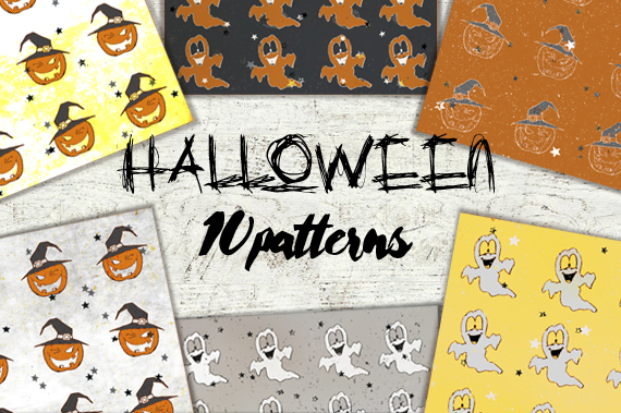 "PATTERNS: pack ""Halloween 2015"" free download"