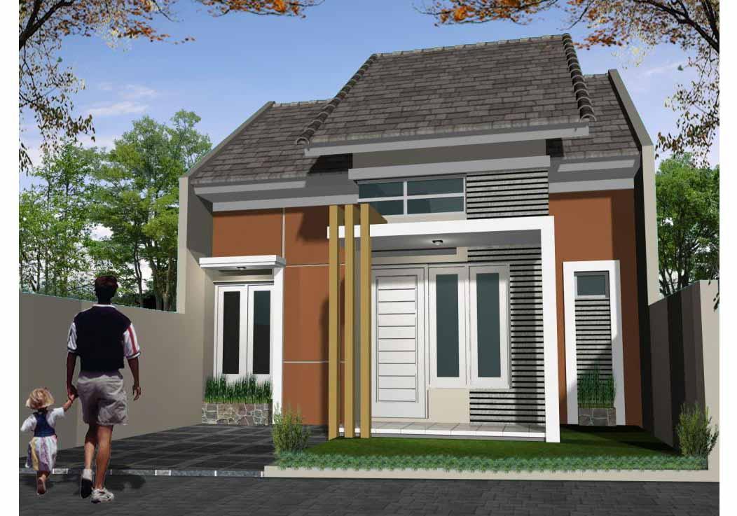 70 Desain Rumah Sederhana Modern Model Terbaru Dan
