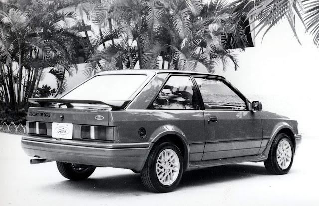 Ford Escort XR-3