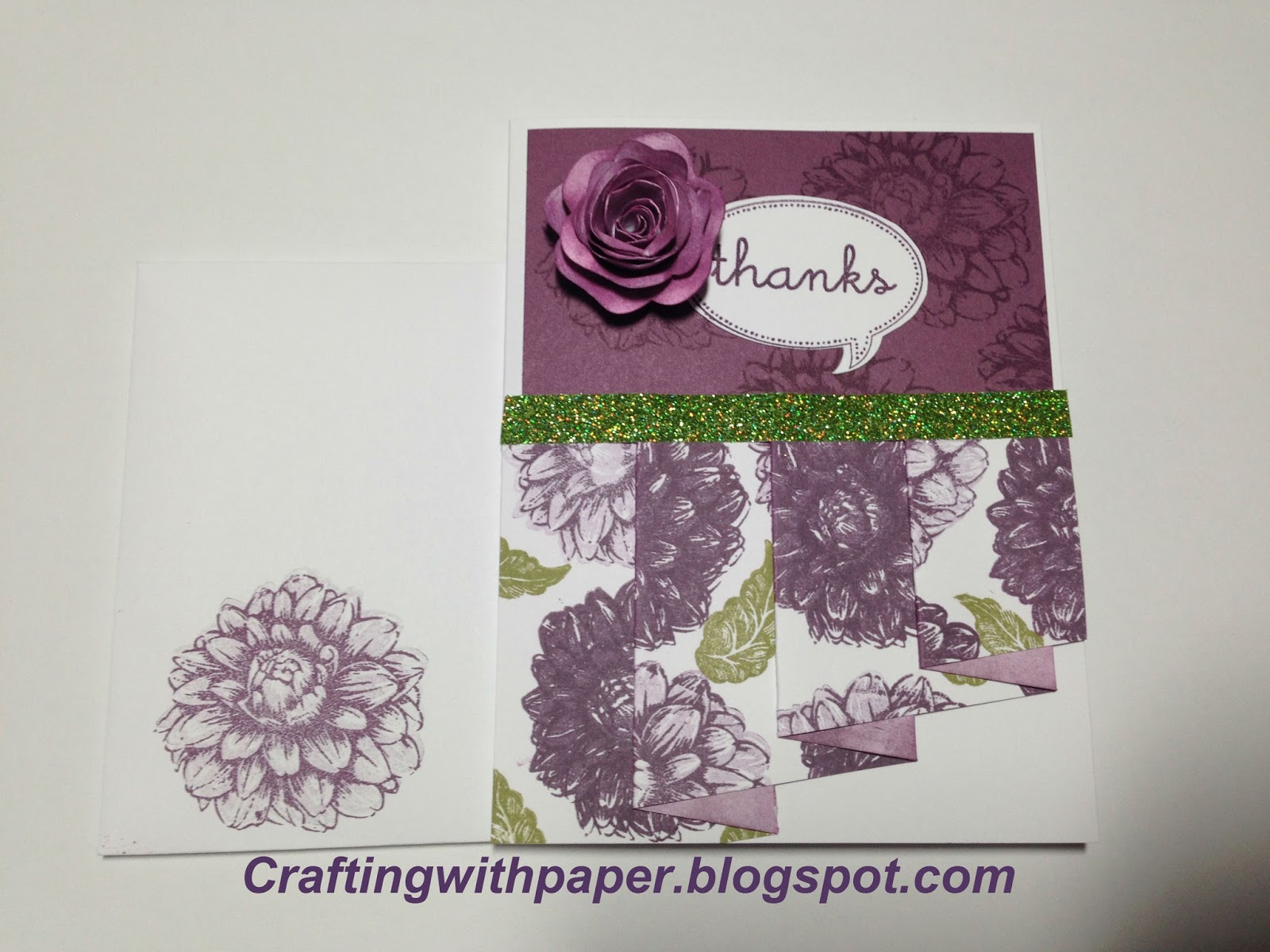 Crafting With Paper By Kimberly: Someone Special C1607