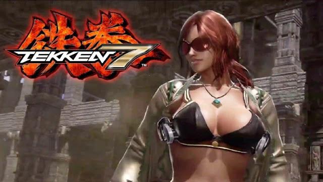 Tekken 7 PPSSPP Games