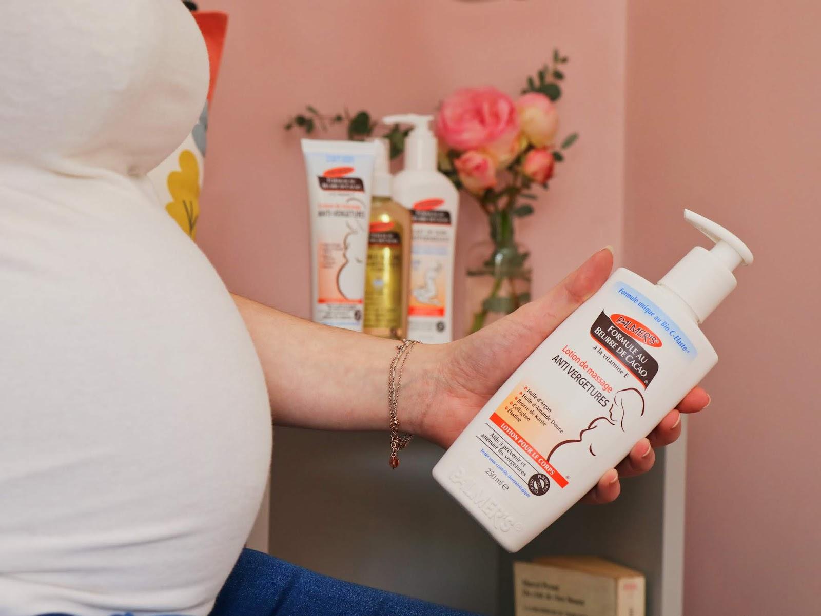 vergetures grossesse maternité mustela palmer's eve&rose produits soin test avis les gommettes de melo