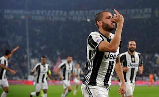 Juventus Napoli 2-1 parole Bonucci dopopartita video intervista Serie A