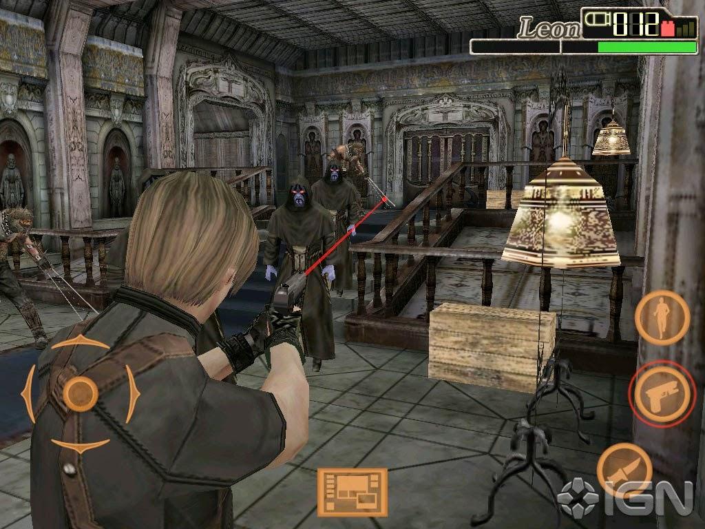 download game resident evil apk mod