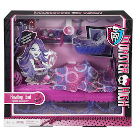 "MH G1 Playsets ""Floating"" Bed Doll"