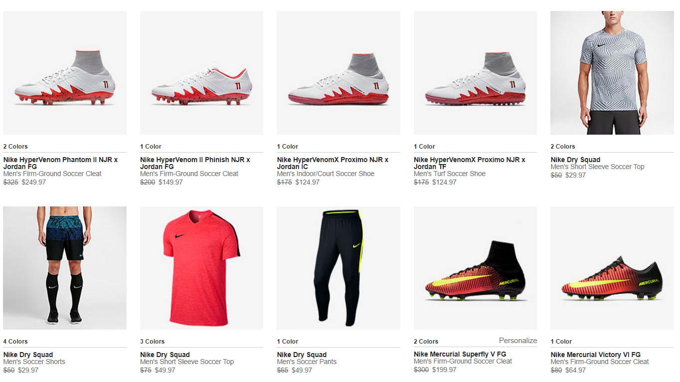 Nike black friday coupons