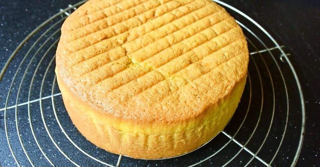 How To Increase Sponge Cake