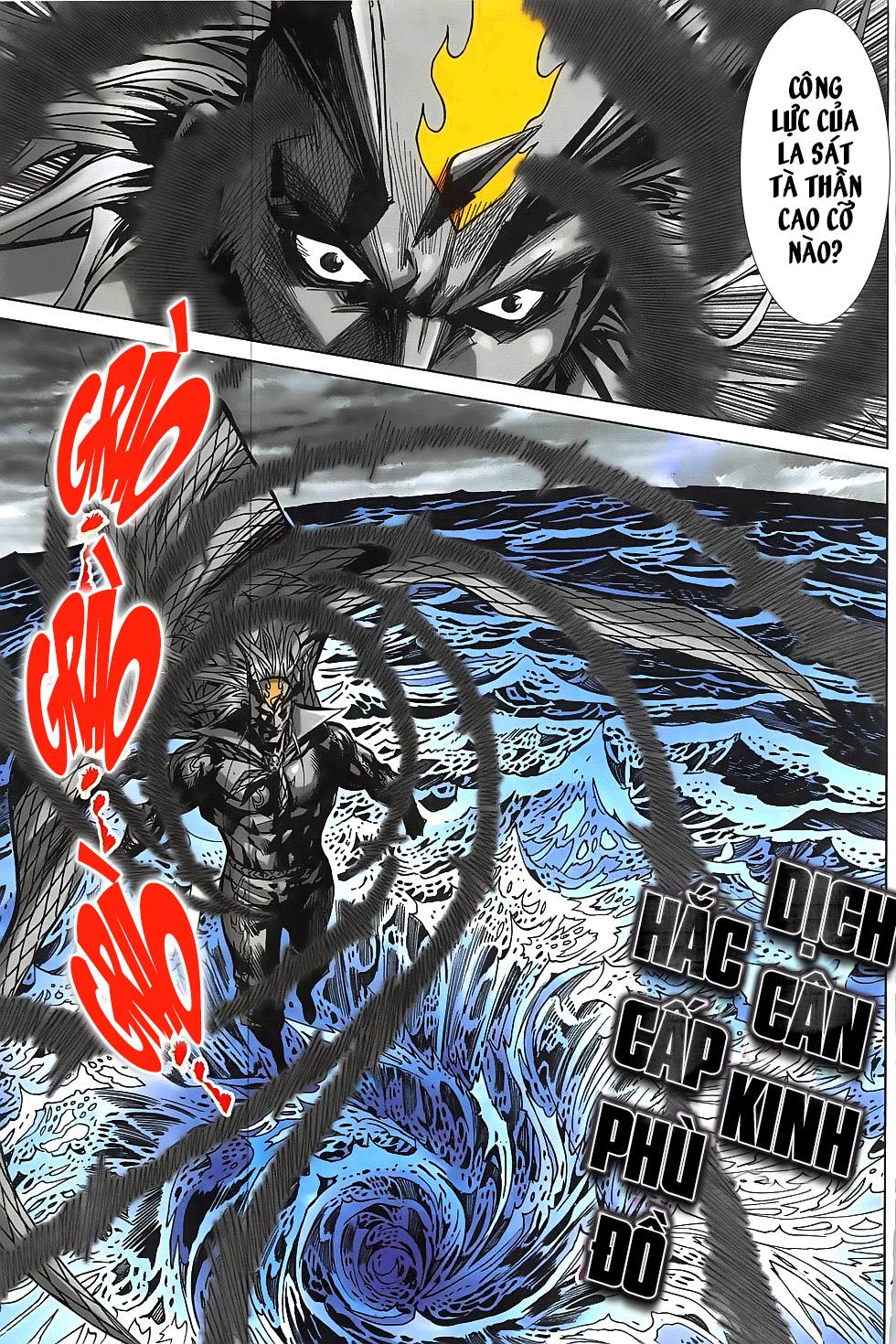 Hoàng Giả Chi Lộ chap 12.2 Trang 13 - Mangak.info