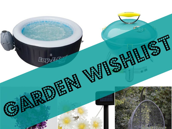 Home Happenings: Garden Wishlist