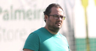 Palmeiras demite Alexandre Mattos