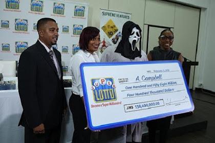 Pemenang Lotere Rp18 Miliar Kenakan Topeng, Hindari Keluarga yang Ingin Meminjam