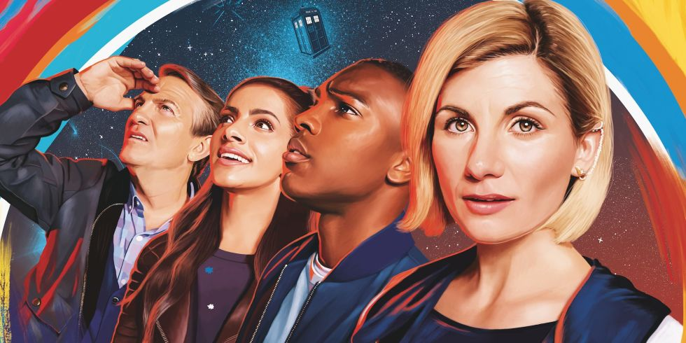 f1d89bd2f4e6a3 Doctor Who Series 11 so far