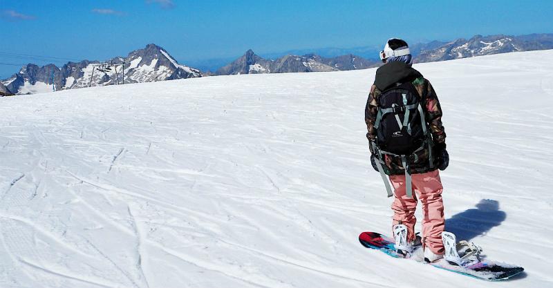 les deux alpes estate sci