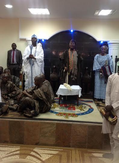 alake of egba land hosts Oba Adeyeye Enitan Babatunde Ogunwusi